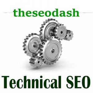 the seo dash technical seo